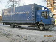 Грузоперевозки Минск-Москва-Минск 5-8т.45куб.м.  375293801855
